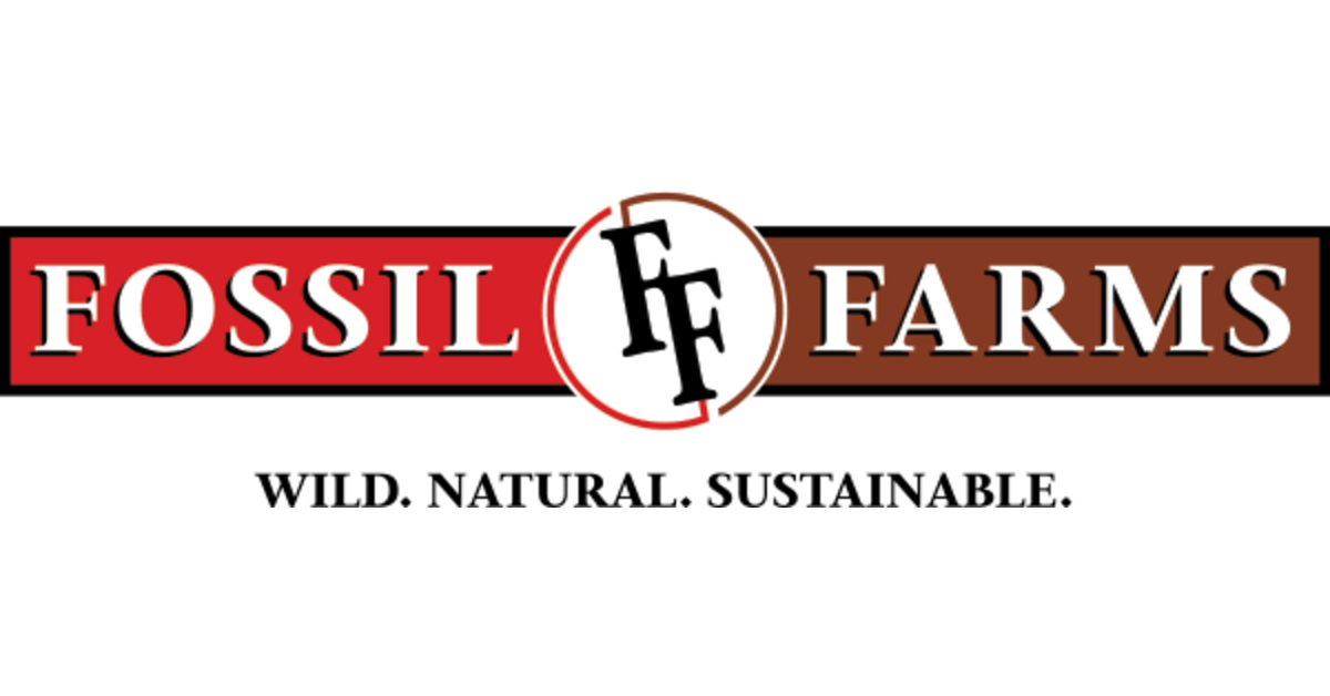 FOSSIL FARMS: Fossil Farms is committed to offering all natural, farm-raised exotic meats and game that are free of antibiotics, growth hormones and steroids.