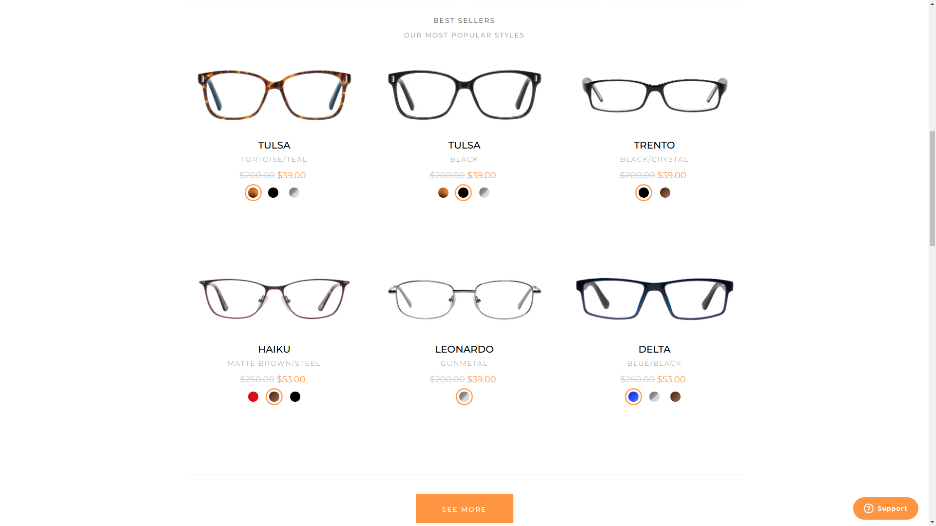 39DOLLARGLASSES: 39DollarGlasses.com is proud to be celebrating our 21st year online! PRESCRIPTION GLASSES STARTING AT $39.