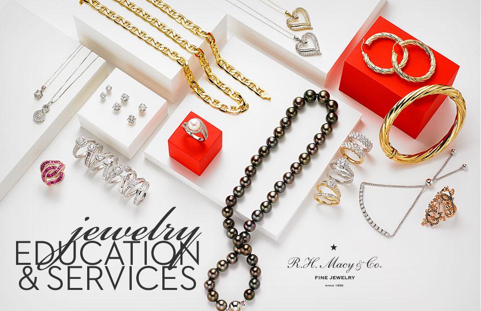MACY'S: Fashion Jewelry up to 85% Off