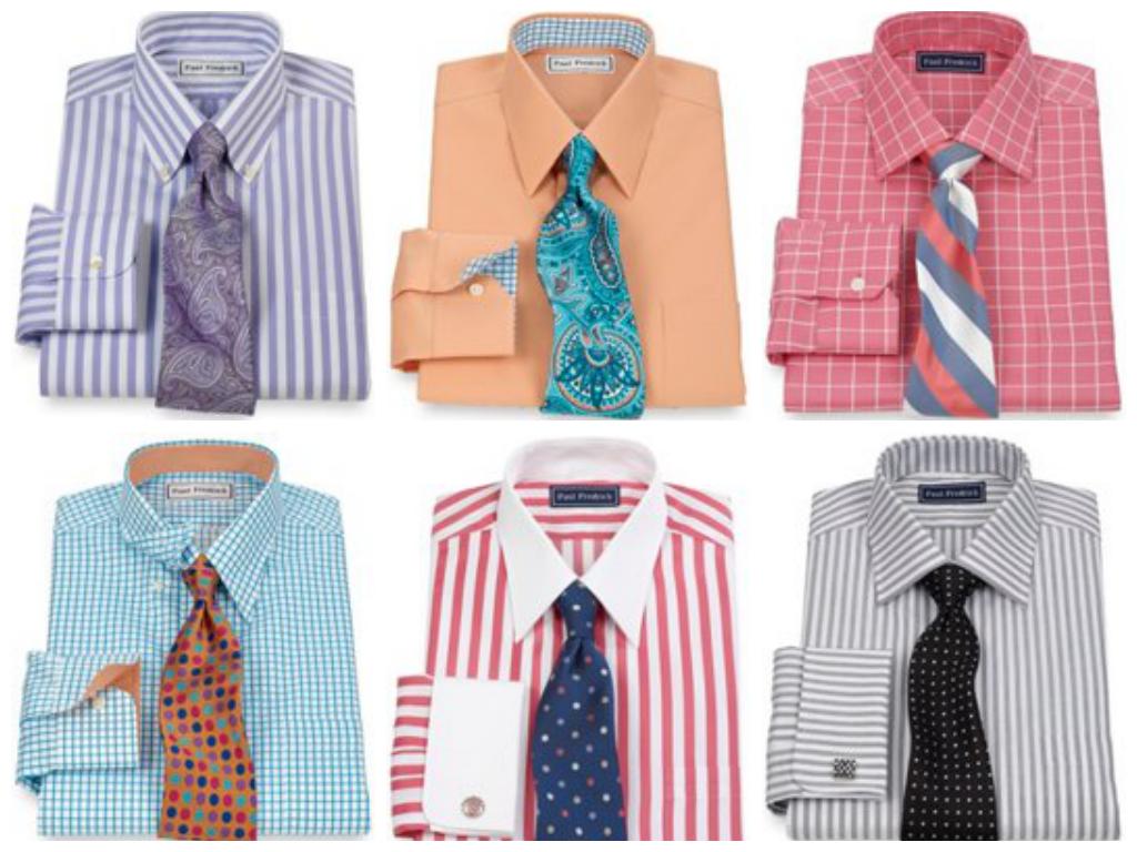PAUL FREDRICK: 40% Off Select Styles