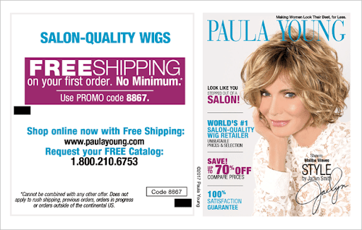 PAULA YOUNG: Wigs For Women – Human Hair & Synthetic Wig