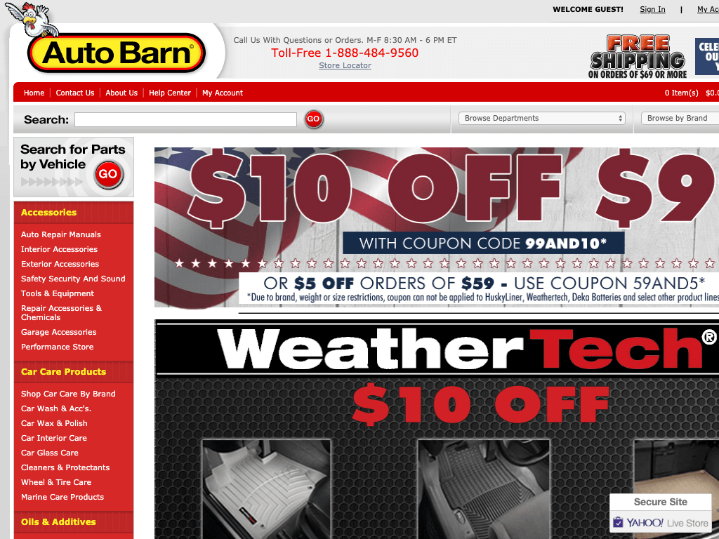 Auto Barn: Best Car Parts, Auto Parts, Truck Parts, Supplies and Accessories