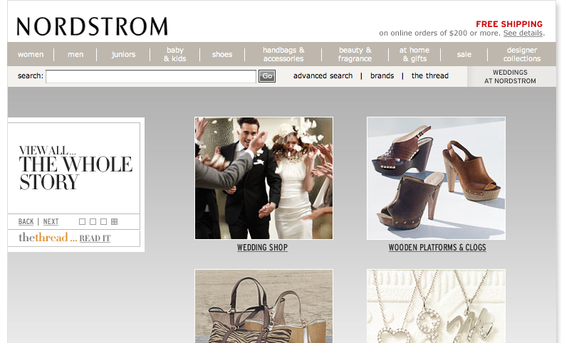 Nordstrom: Shop the Latest Styles From NORDSTROM Today
