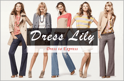 DRESSLILY: Latest Fashion Clothes, Shoes, Handbags+More, Global Shipping. Little Effort. Free Shipping