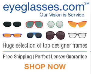 EYEGLASSES: Shop Eyeglasses.com for highest quality designer eyeglass frames and prescription lenses at discounts up to 60%