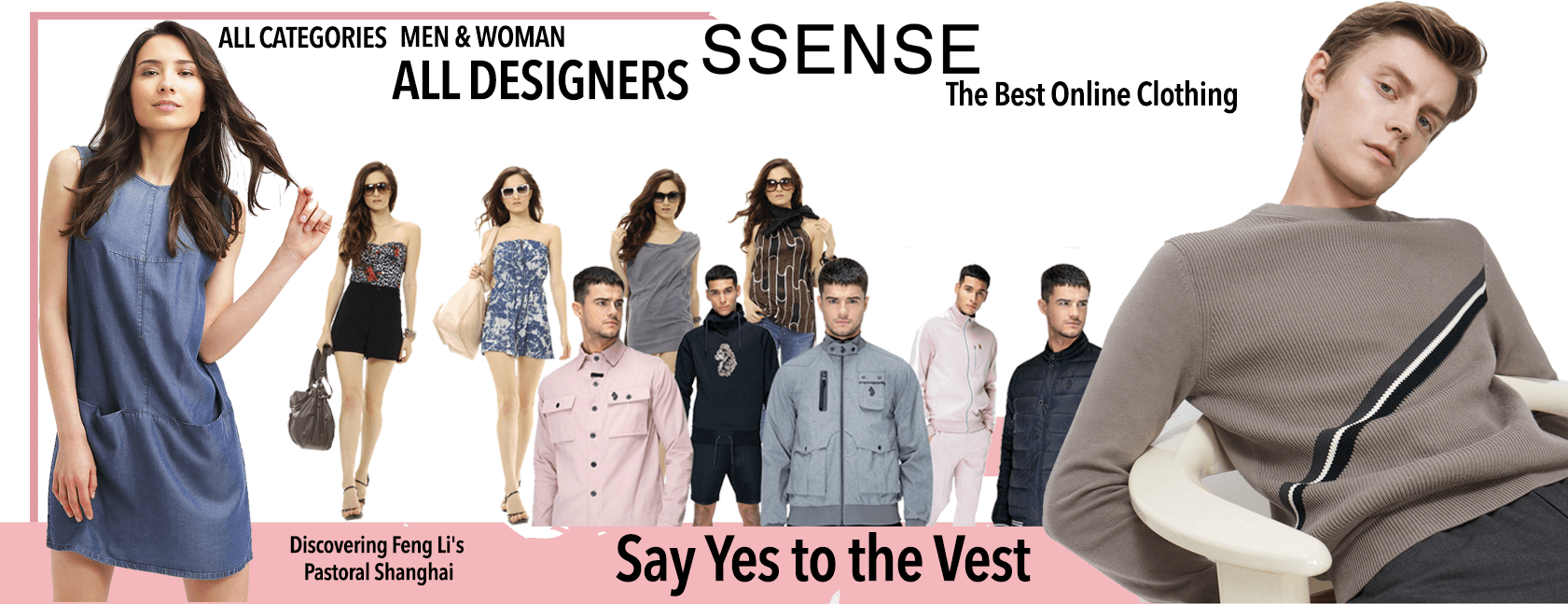 SSENSE: Shop from 500+ luxury labels, emerging designers and streetwear brands for both men and women. Gucci, Off-White, Acne Studios, and more.