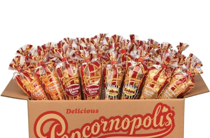 POPCORNOPOLIS: is your place for the best gourmet popcorn around. We offer a large variety of flavored popcorn and popcorn gift baskets for every occasion.