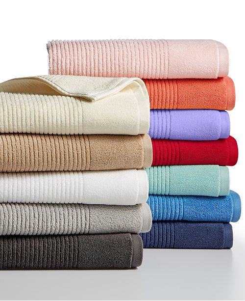 MACY'S: Martha Stewart Collection 27″ x 52″ Quick Dry Reversible Bath Towel $4.99