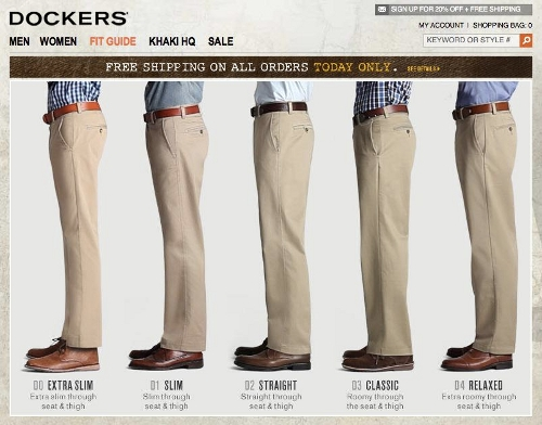DOCKERS: Take 2 Pants for $75 During Dockers® Sale Event. Save on Chinos, Cargos & More. Shop Now!