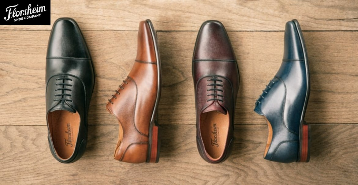 FLORSHEIM: Shop the online shoe store of men's and kids collections