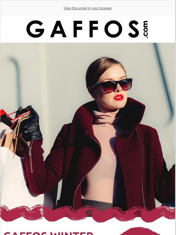 GAFFOS: Authentic designer sunglasses online.