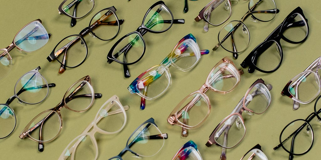 GLASSES: Save 35% off Frames When Paired with Prescription Lenses