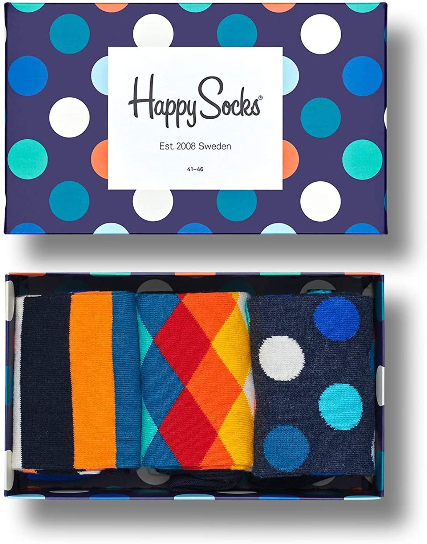 HAPPY SOCKS: Colorful Design Socks For Men, Women & Kids. Buy Colorful Socks In Our Official Store!