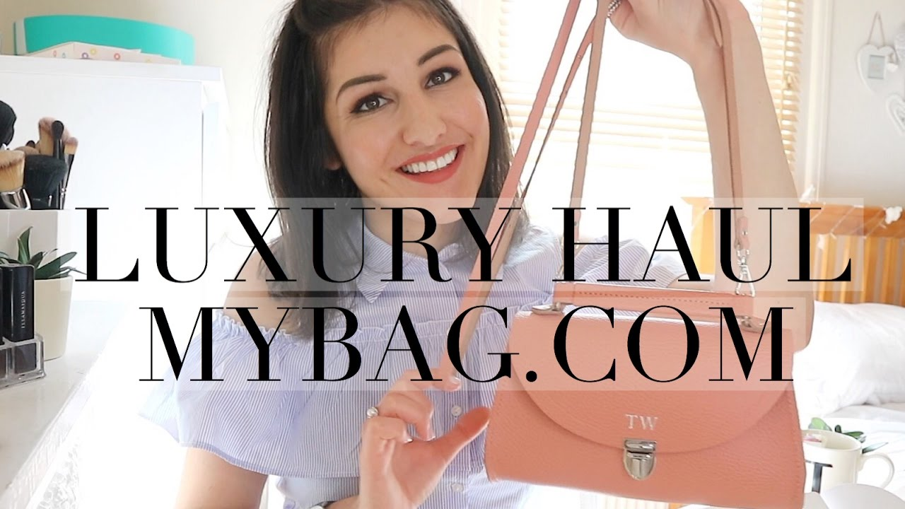 MYBAG: Discover the latest styles with our luxury designer handbags and accessories