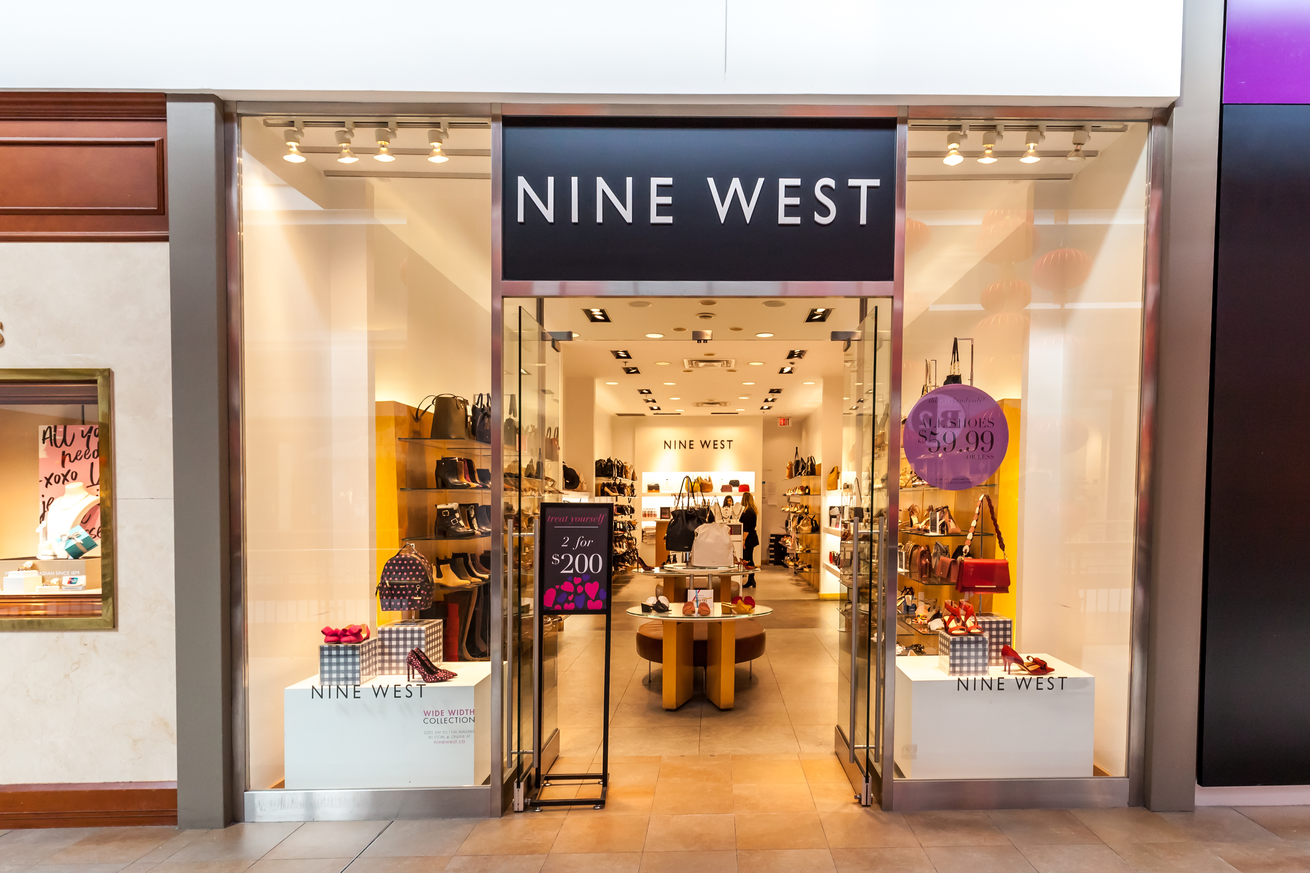 NINE WEST: The latest selection of women's shoes, dress shoes, sandals, career shoes, casual shoes, boots and more.