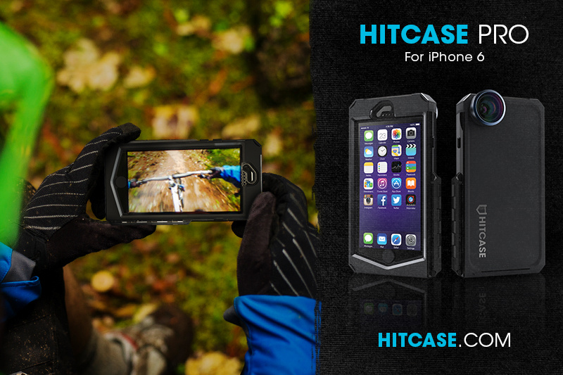 HITCASE: The world's most innovative and protective iPhone cases. Waterproof, drop-proof, everything-proof.