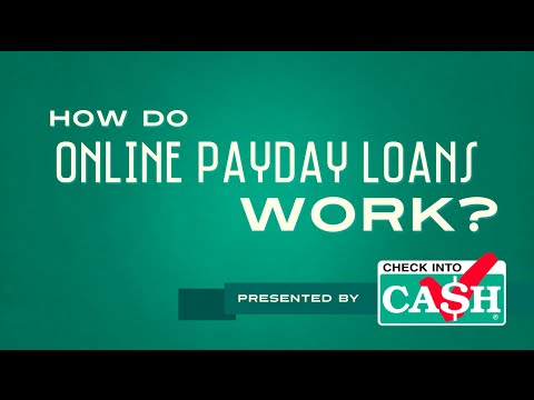 CHECK INTO CASH: Your one stop money shop! Get online payday loans and in-store cash advances from a direct lender – Check into Cash. Fast online applications in 5 minutes.