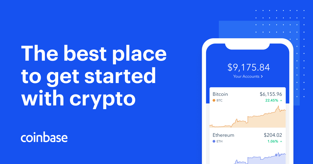 COINBASE: Coinbase is a secure platform that makes it easy to buy, sell, and store cryptocurrency like Bitcoin, Ethereum, and more.