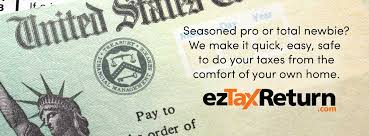 EZTAXRETURN: Do Your Taxes in Just 30 Minutes & Get the Biggest Refund. Authorized IRS eFile Since 1999. No Forms, No Math, No Stress. Get Step-by-Step Guidance. Accuracy Guaranteed.