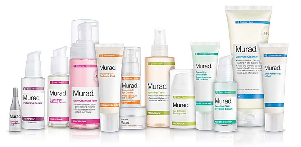 MURAD: Just For You, Valentine! Get A Free 4-Piece Mini Set + Bag ($67 Value) With $125 Purchase.