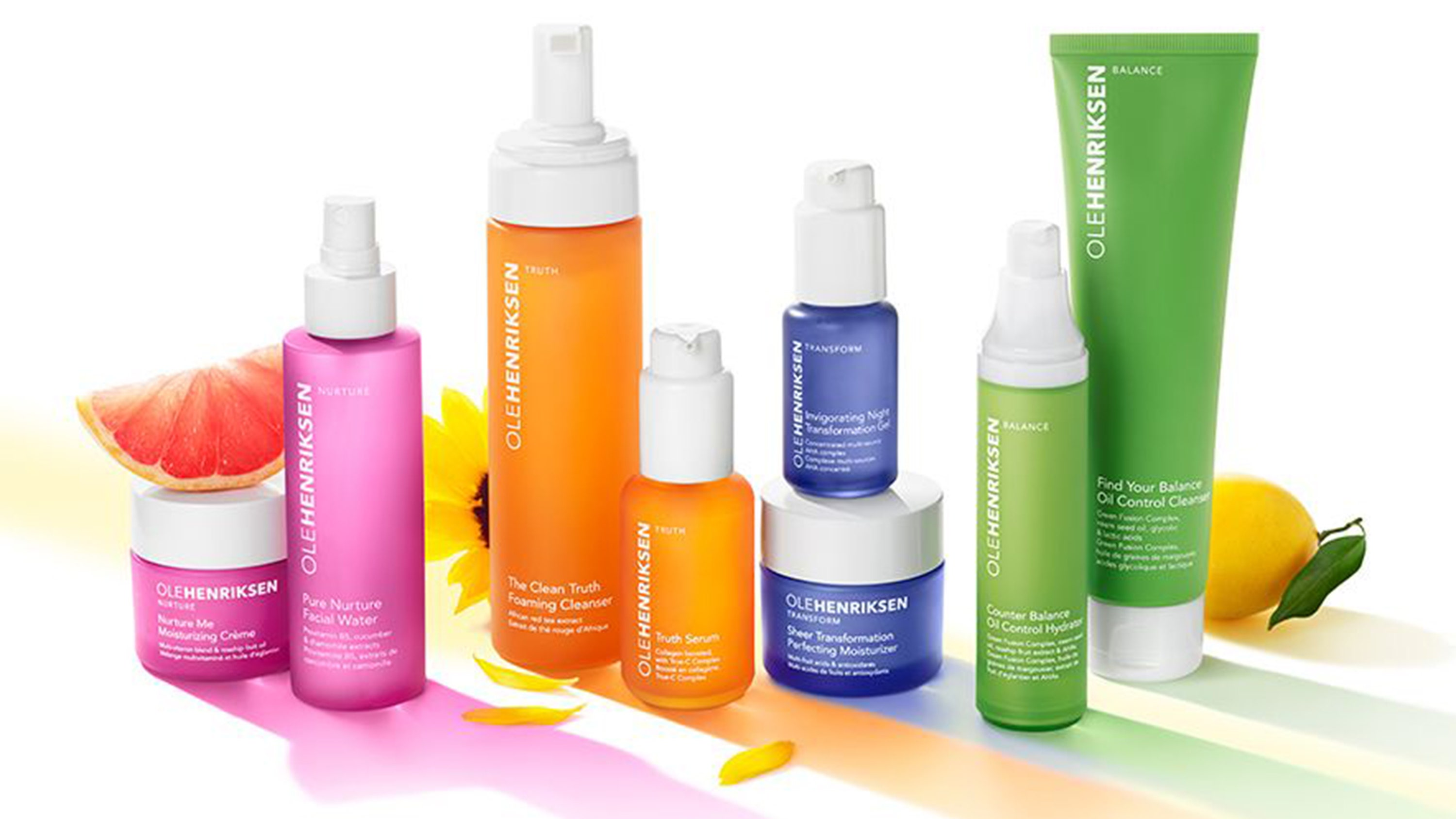 OLE HENRIKSEN: Buy OLEHENRIKSEN skin care products online or visit our OLEHENRIKSEN Face/Body day spa in Los Angeles. Shop our natural and anti-aging skin care line …