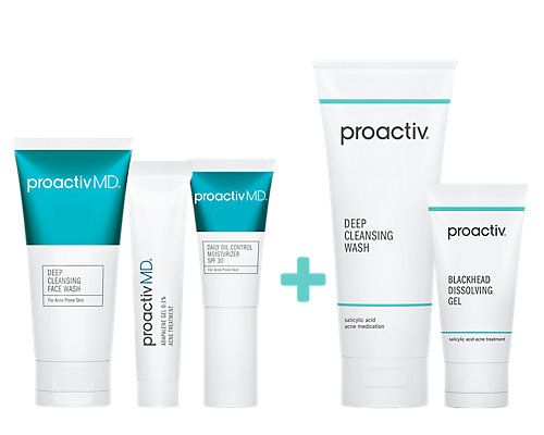 PROACTIV: Clear Acne With Our Most Advanced Acne Treatment System Yet. Works On All Skin Types.