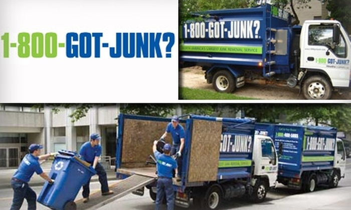 1-800-GOT-JUNK:  Is a full-service junk removal company serving areas across the United States. We're in your neighborhood. We offer junk removal for homes …
