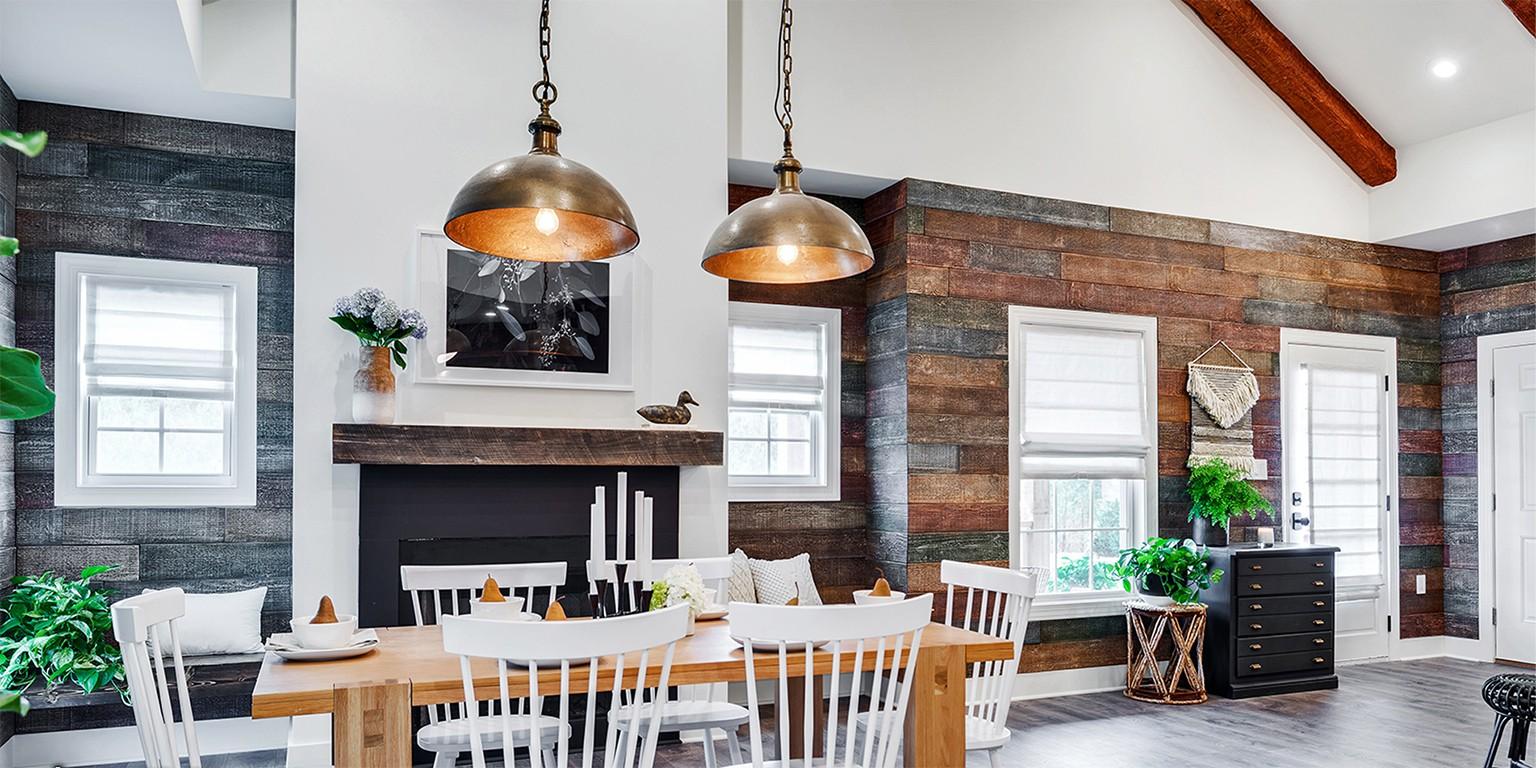 BARRON DESIGNS: Maintenance free faux beams, panels & columns. Durable & long lasting. Shop Barron today.