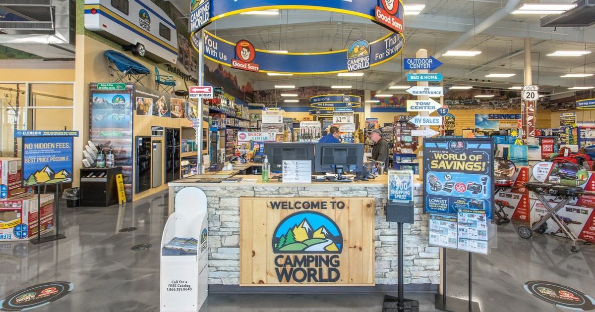 CAMPING WORLD: Shop Camping World for all of your RV and camping needs!
