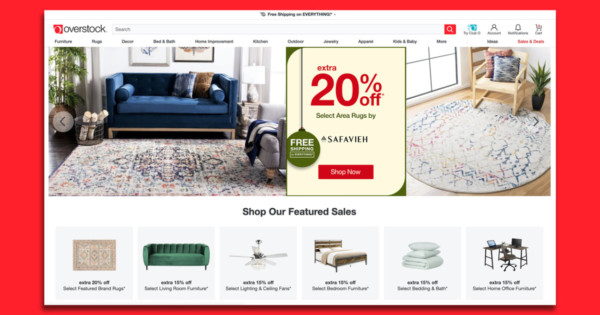 OVERSTOCK: Discover designer brands & home goods at the lowest prices online. With free shipping on EVERYTHING