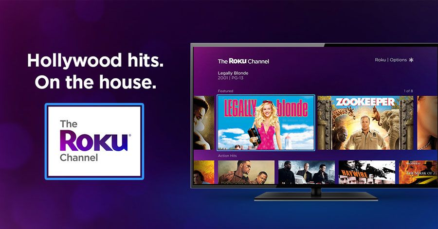 ROKU: Provides the simplest way to stream entertainment to your TV. On your terms. Access more than 500000+ movies and TV episodes across free and…