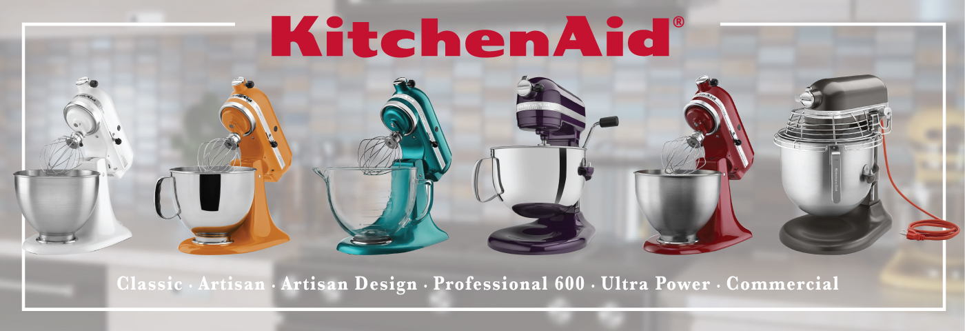 KITCHENAID: Appliances and major kitchen appliance suites are designed to help achieve all your culinary goals.