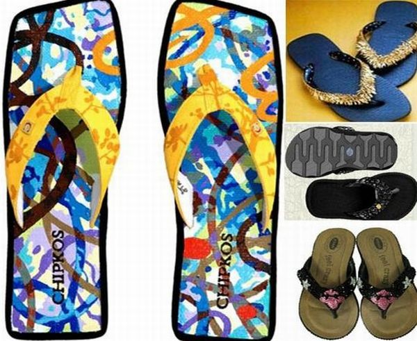 CHIPKOS: Sandals, shoes, jeans, grooming, & hairstyles