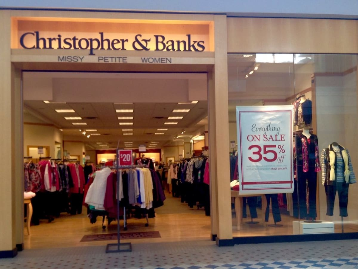 CHRISTOPHER & BANKS: Shop for comfortable, affordable, casual women's clothing at Christopher & Banks online store including misses, petite, and plus sizes.