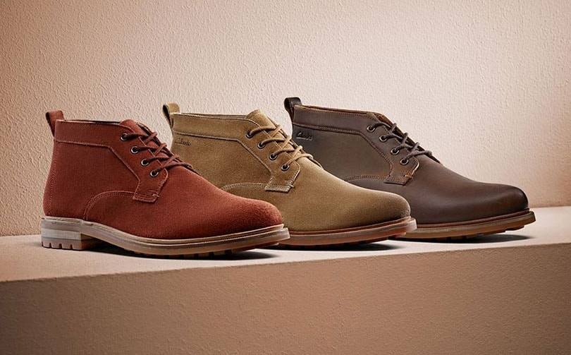 CLARKS: Best selection of comfortable shoes, boots & slippers. Mens, womens & kids shoes available. Free returns