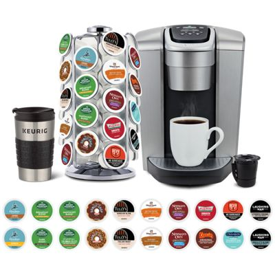 KEURIG: One day only! Take $3 off boxes of pods.