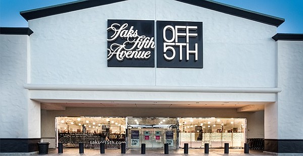 SAKS OFF 5TH: Today only! Take an extra 25% off select styles.