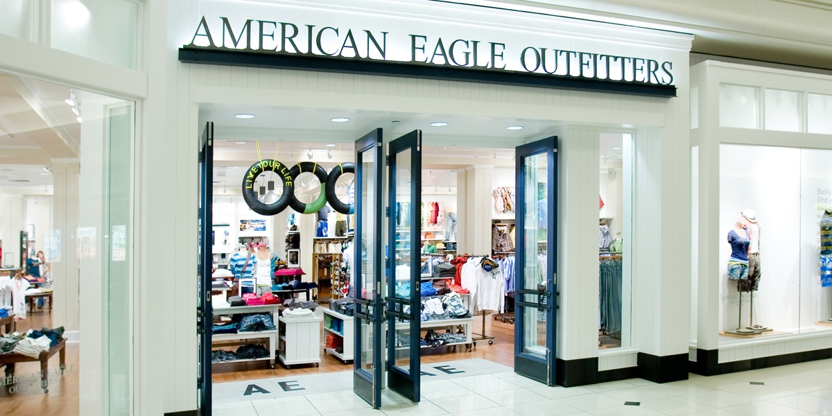 AMERICAN EAGLE OUTFITTERS: 60% Off Clearance