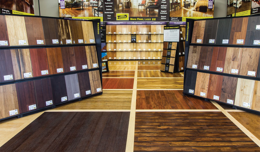 LUMBER LIQUIDATORS: No lumber. No liquidation. Just quality flooring, and a team of flooring experts to help you every step of the way. Browse over 400 high-quality floors at amazing …