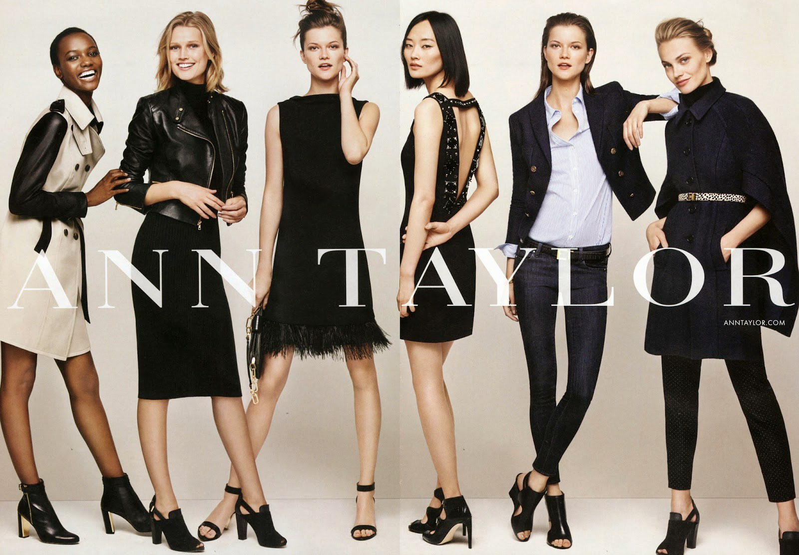ANN TAYLOR: Flattering dresses and skirts, perfect-fitting pants, beautiful blouses, and more. Feminine. Modern. Thoughtful. Elegant