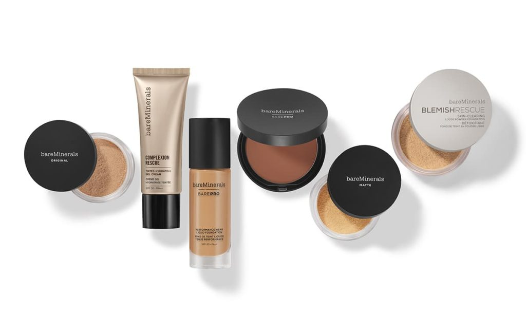 BAREMINERALS: Shop Now and Choose Your Favorite Primer For Free With Any $75 Purchase.