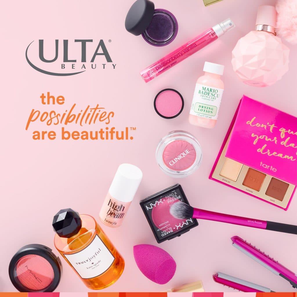 ULTA BEAUTY: Love Your Skin Event – Enjoy 50% off must-have favorites.