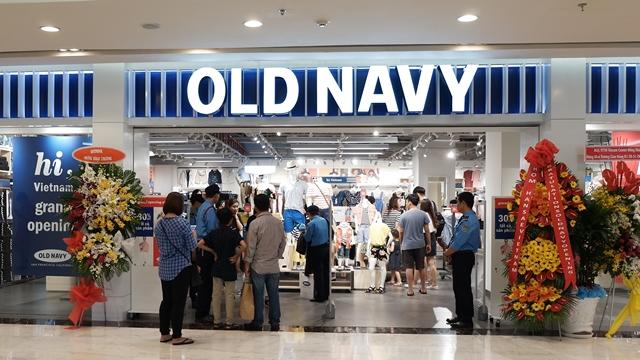 OLDNAVY: Enjoy up to 50% off storewide.