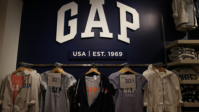 GAP: Warehouse Event – Up to 75% off