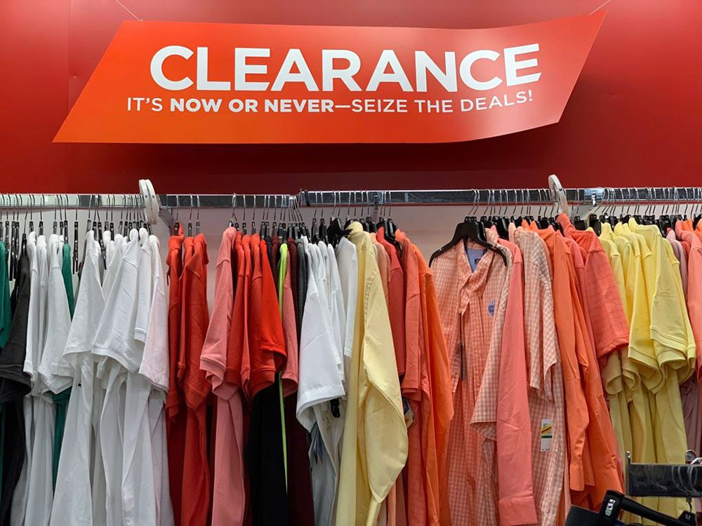 KOHL'S: Up to 70% off Clearance savings!