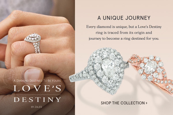 ZALES: Valentines Day Specials Up to 50% off