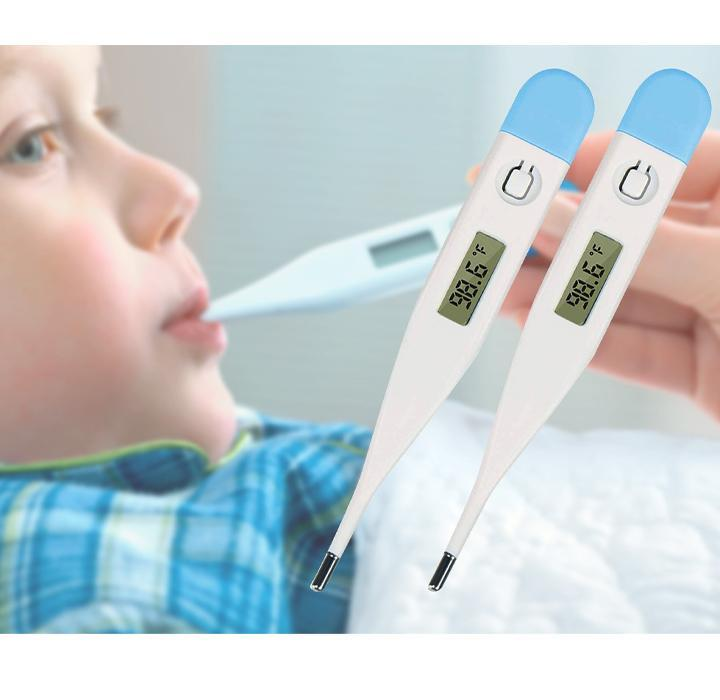 DAILYSTEALS: 2-Pack Digital Thermometers $8.24