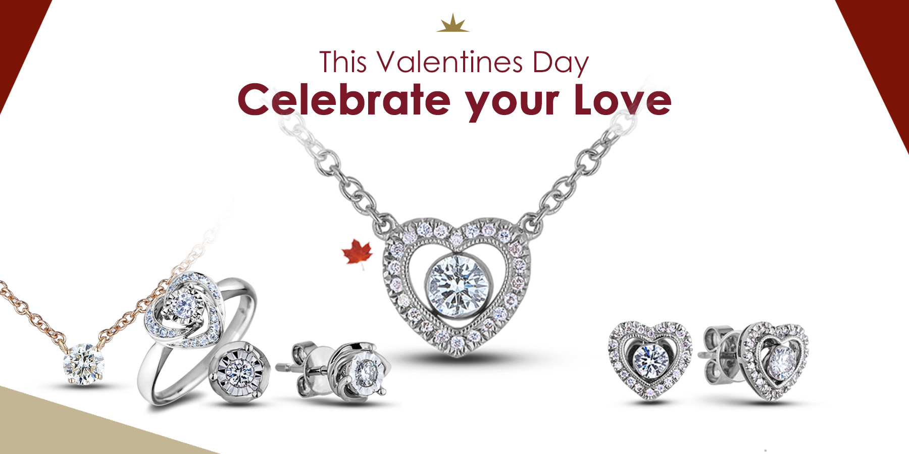 BLUE NILE: Valentine's Gifts from the Heart |Save up to 40% Off