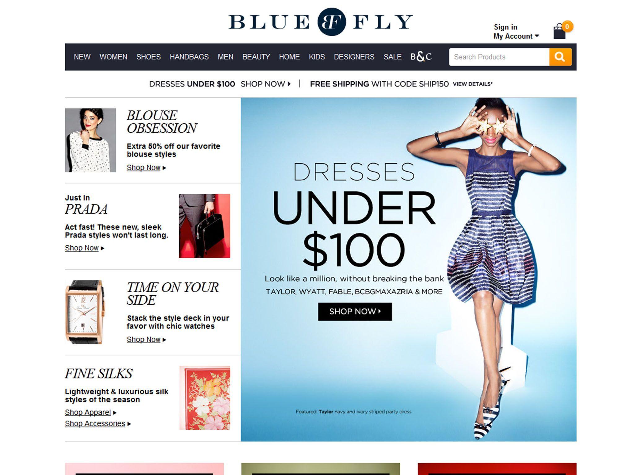 BLUEFLY: Designer Fashion up to 70% Off Shoes, Handbags …