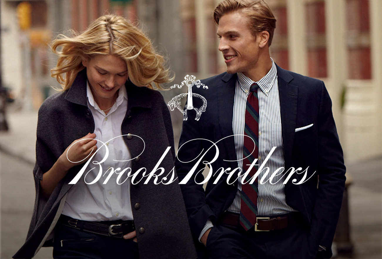 BROOKS BROTHERS: Brooks Brothers is the original authority on American style, offering stylish modern clothing and fresh takes on heritage designs for men, women, and kids.
